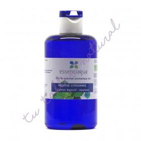 Hidrolato de menta bergamota BIO 250 ml. (Apto vía oral)
