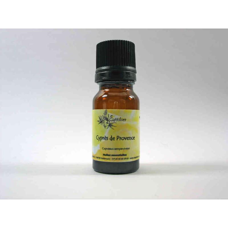 Aceite esencial de ciprés silvestre BIO 5 ml.