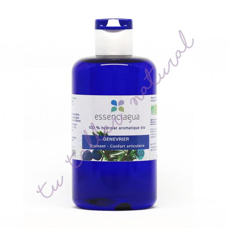 Hidrolato de enebro silvestre BIO 250 ml. (apto para la vía oral) - Essenciagua