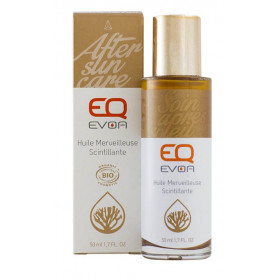 Aceite maravilloso con efecto dorado BIO 50ml.