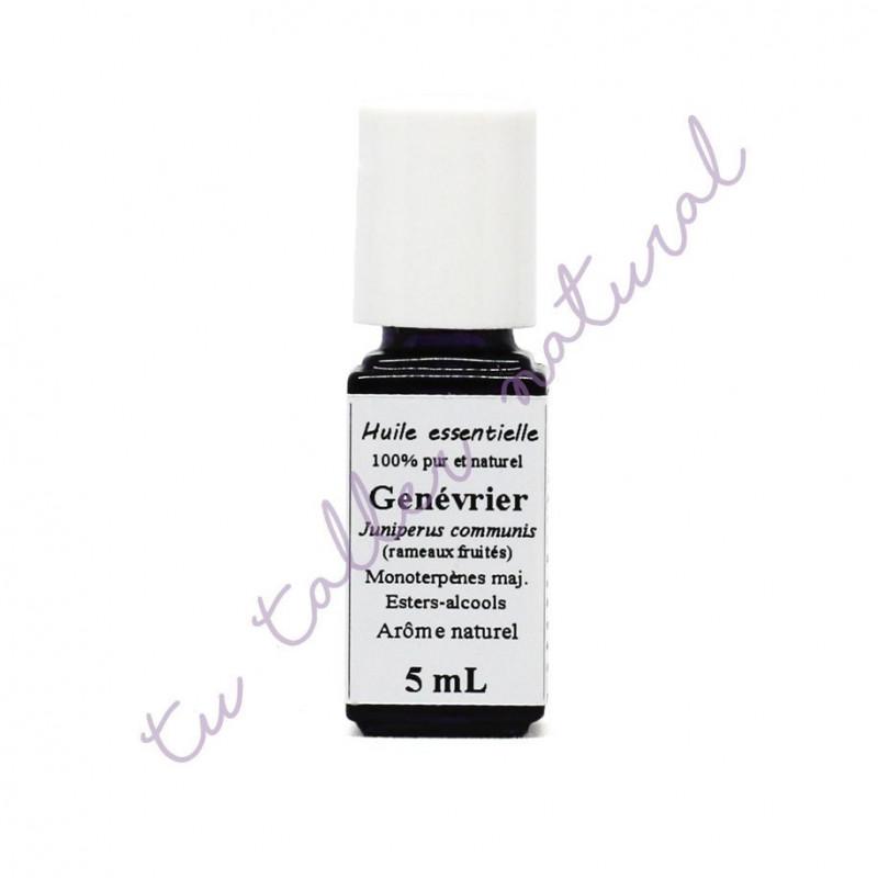 Aceite esencial de enebro silvestre BIO 5 ml. - Destillerie Les Essentielles