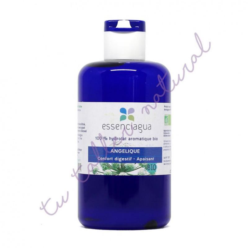 Hidrolato de angélica (raíz) BIO 250 ml. - Essenciagua