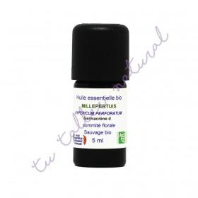 Aceite esencial de hipérico silvestre BIO 5 ml.