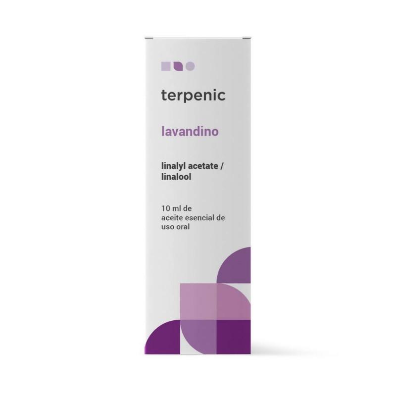 Aceite esencial de lavandín (clon super) 10 ml. - Terpenic Labs