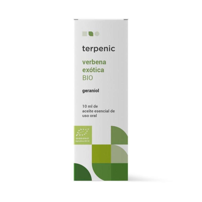 Aceite esencial de verbena exótica BIO 10 ml. - Terpenic Labs