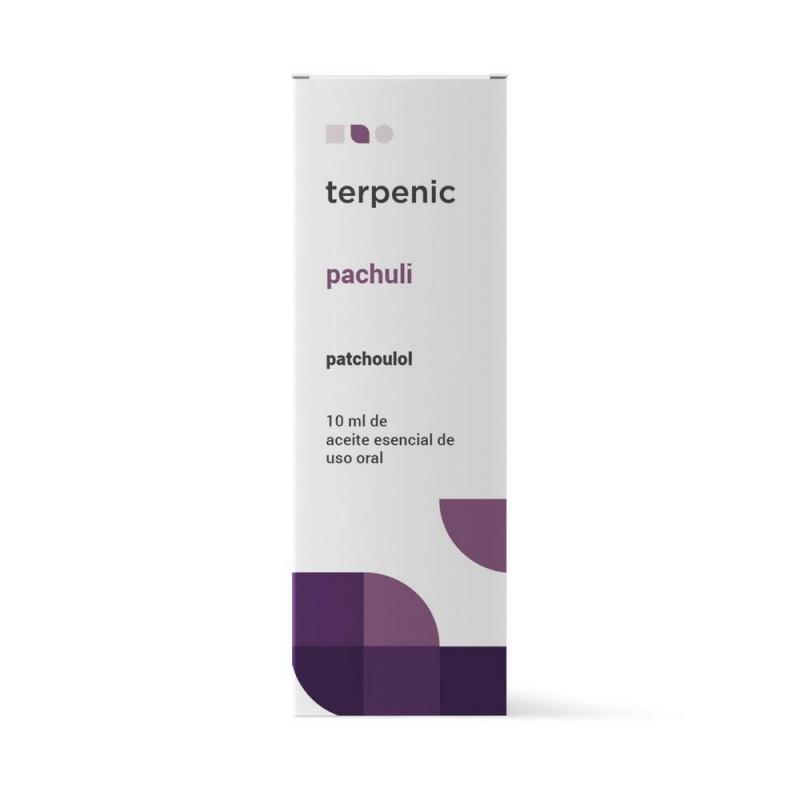 Aceite esencial de pachuli 10 ml. - Terpenic Labs
