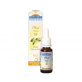 Olive BIO 20 ml. - Biofloral
