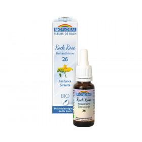Rock rose BIO 20 ml. - Biofloral