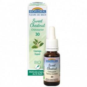 Sweet chestnut BIO 20 ml. - Biofloral