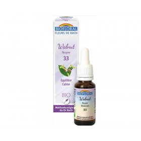 Walnut BIO 20 ml. - Biofloral