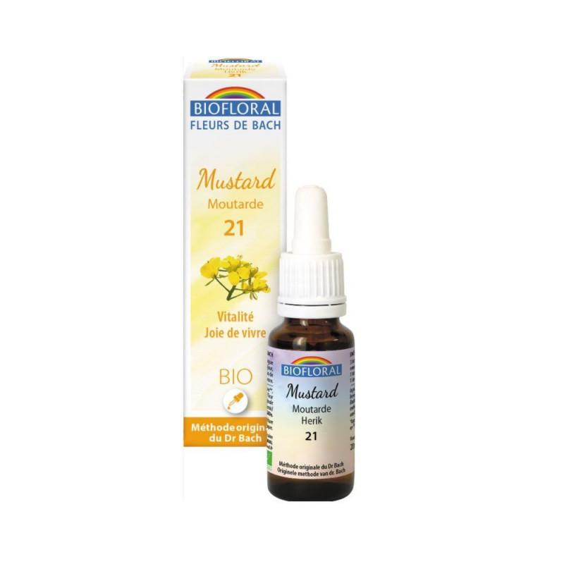 Mustard BIO 20 ml. - Biofloral