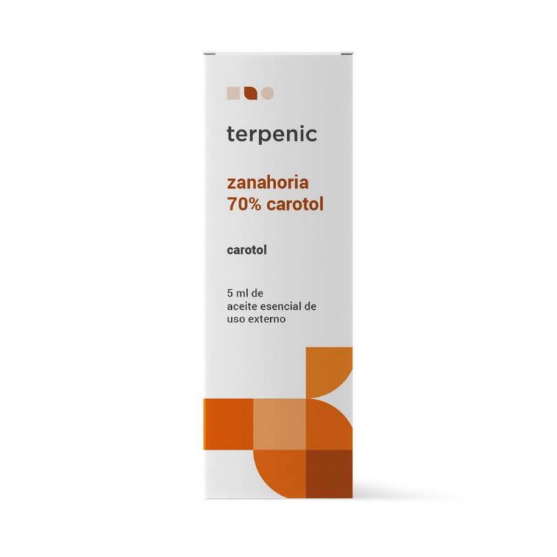 Aceite esencial de zanahoria (70% carotol) - Terpenic Labs