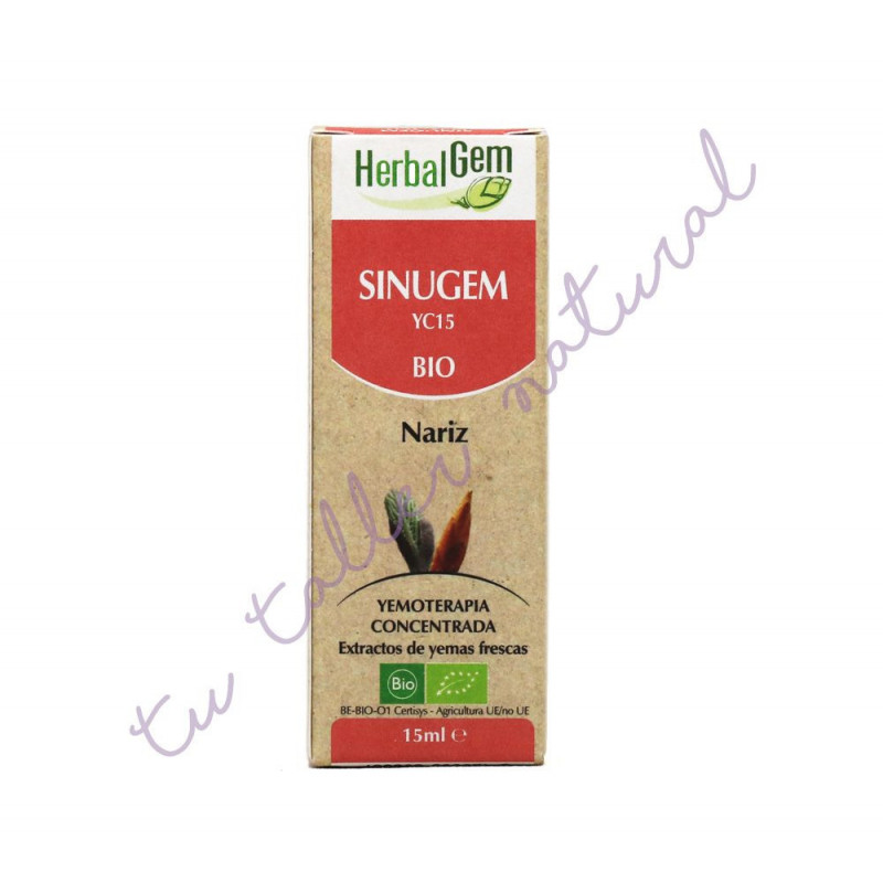 Complejo para las vías respiratórias BIO Sinugem - Herbalgem