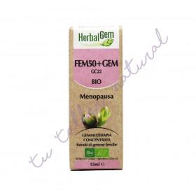 FEM50+ GEM YC22 Bio (Menopausia)