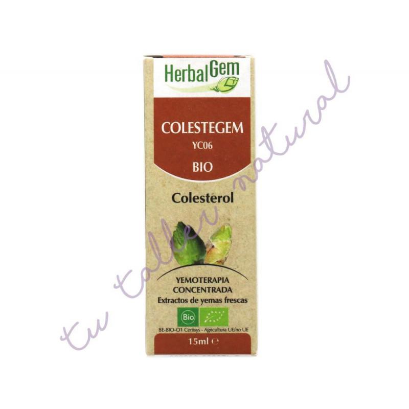 Complejo para el colesterol BIO Colestegem - Herbalgem