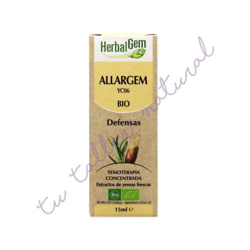 Complejo defensas (alergias) Bio Allargem - Herbalgem