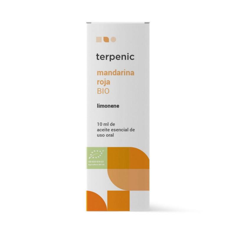 Aceite esencial de Mandarina Roja BIO - Terpenic Labs