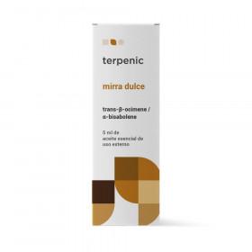 Aceite esencial de mirra dulce (opopanax) 5 y 30 ml.