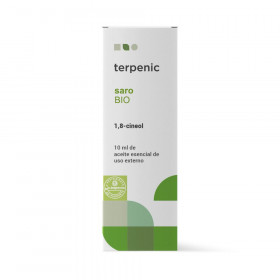 Aceite Esencial de Mandravasarotra o Saro BIO 10 y 30 ml.