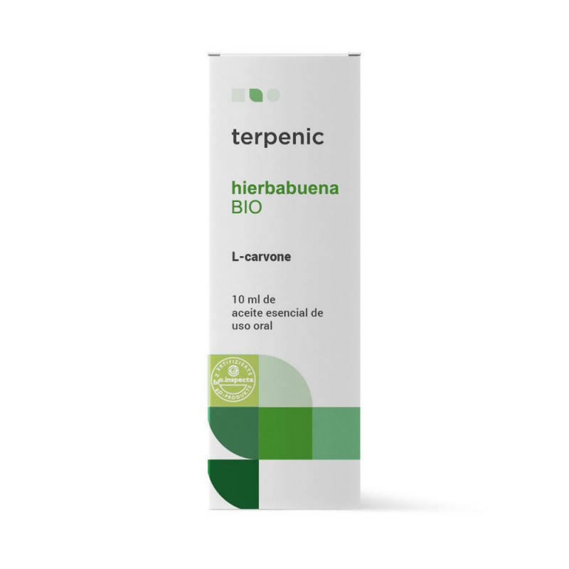 Aceite esencial de hierbabuena BIO 10ml - Terpenic Labs