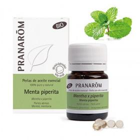 Aceite Esencial de menta piperita BIO en perlas