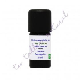 Aceite Esencial de Pino laricio silvestre de Córcega BIO 5 ml.