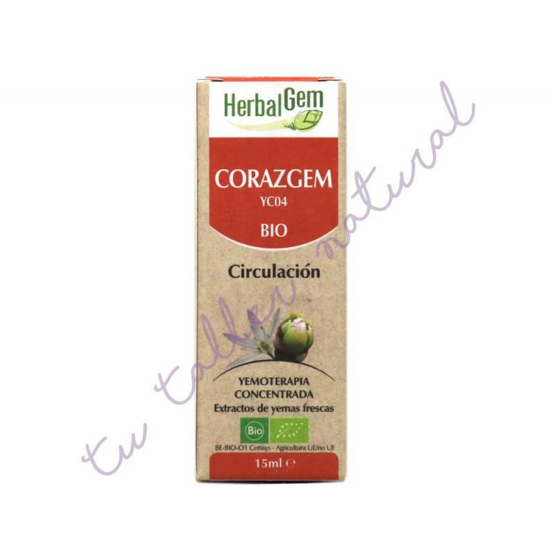 Complejo para la circulación Bio Corazgem - Herbalgem