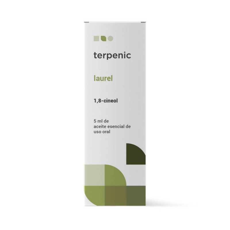 Aceite esencial de laurel 5 ml. - Terpenic Labs