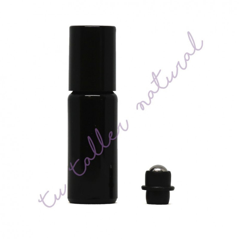 Roll on de vidrio violeta 10 ml. (de máxima protección)