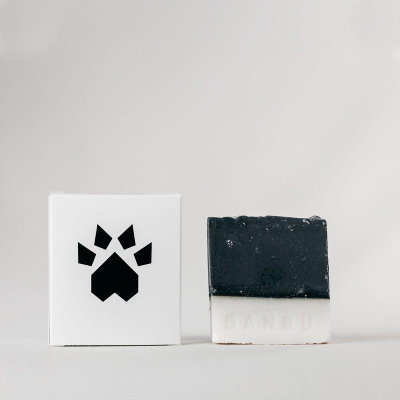 Jabón sólido ecológico y vegano para mascotas WOW 100gr. BANBU