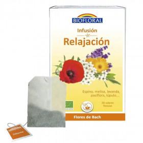 Infusión Relajación (con Flores de Bach) Bio