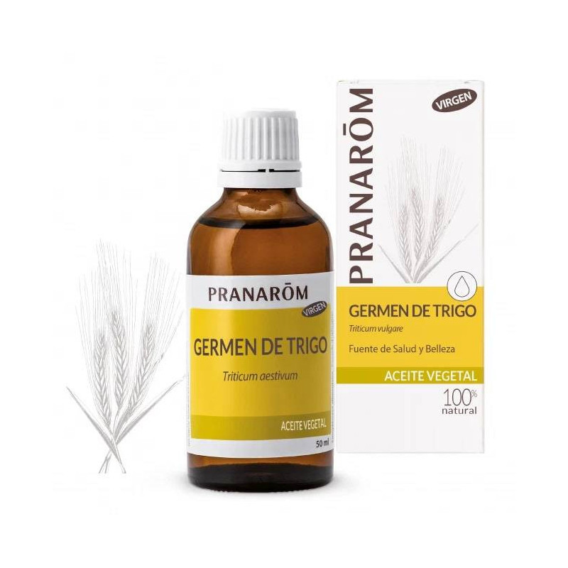 Germen de trigo de primera presión 50 ml. - Pranarom