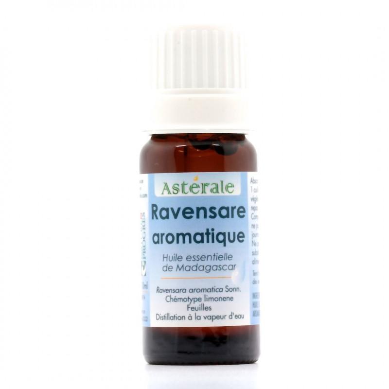 Aceite esencial de ravensara aromática BIO 10 ml.