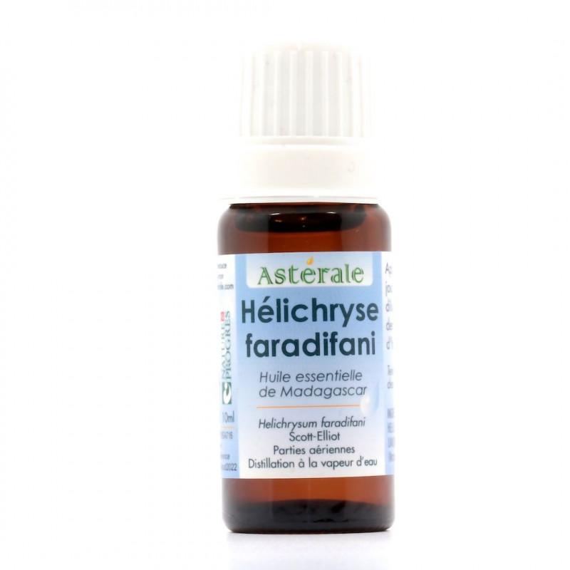 Aceite esencial de siempreviva faradifani BIO 10 ml.