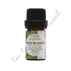 Aceite esencial de pino blanco silvestre 5 ml. - Essenciescat