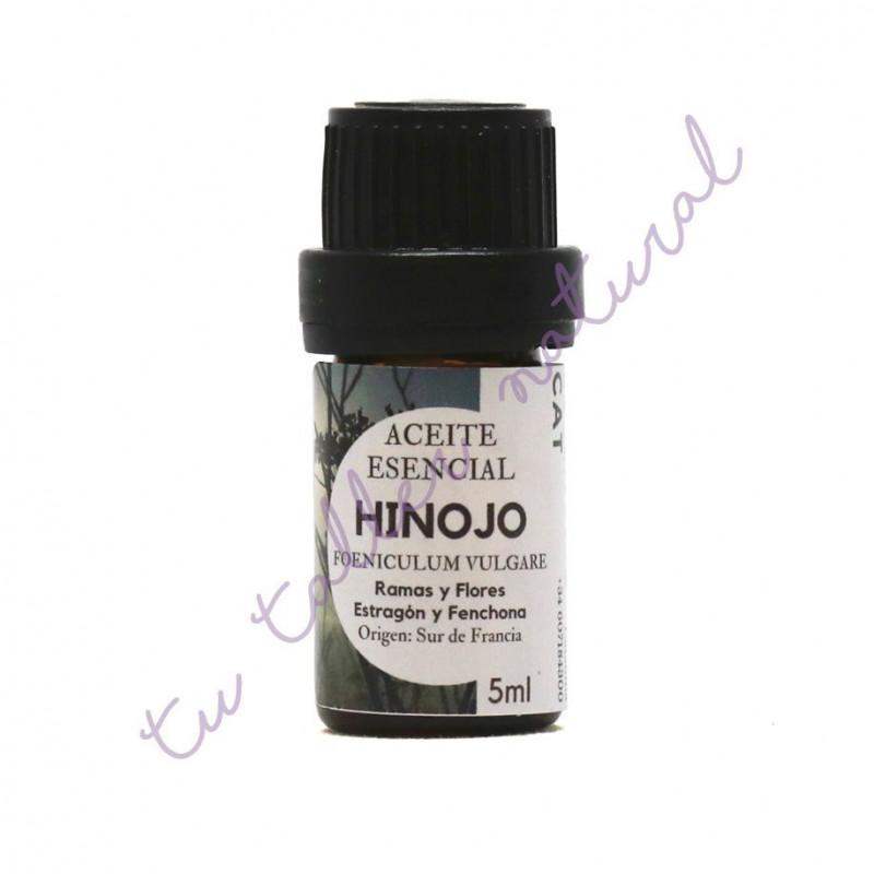 Aceite esencial de Hinojo 5 ml. - Essenciescat