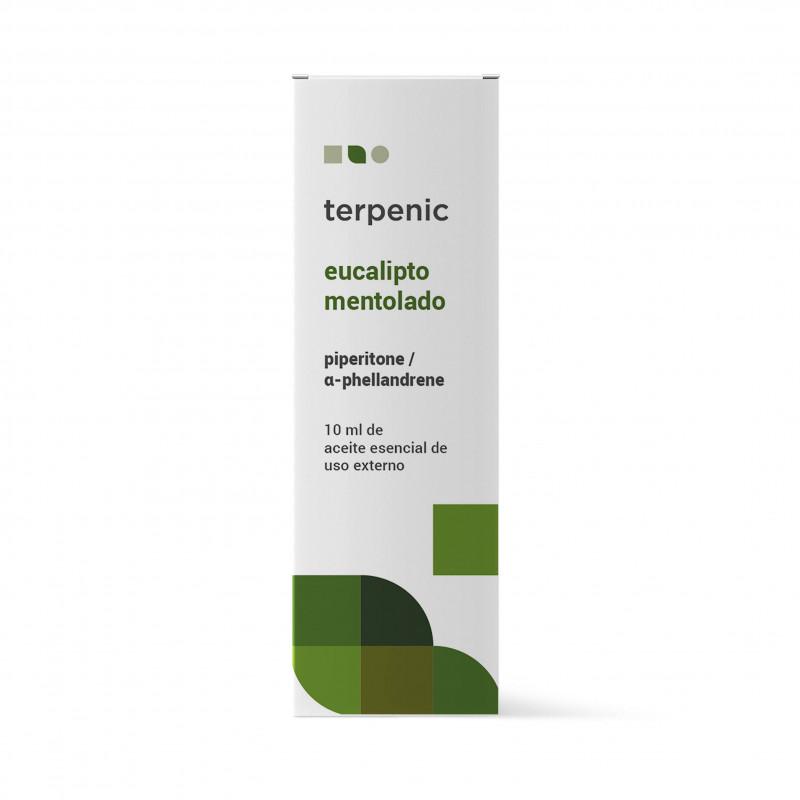 Aceite Esencial de eucalipto mentolado 10 ml. - Terpenic Labs