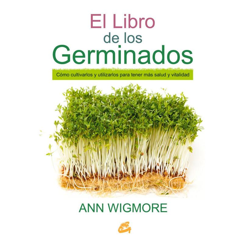 El libro de los germinados- Ann Wigmore