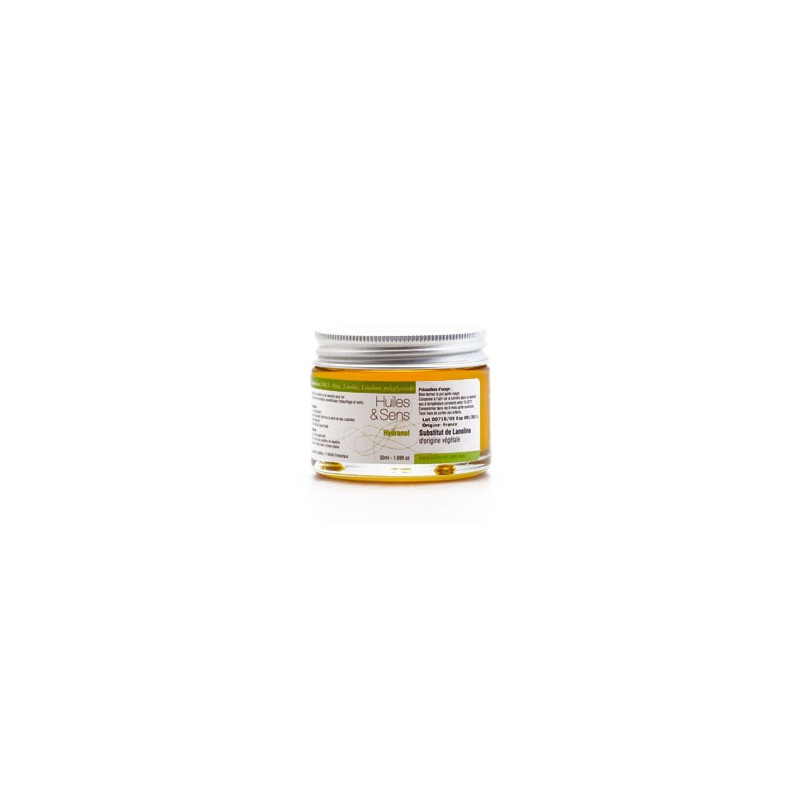 Substituto vegetal de la lanolina 50 ml. (Hydranol)