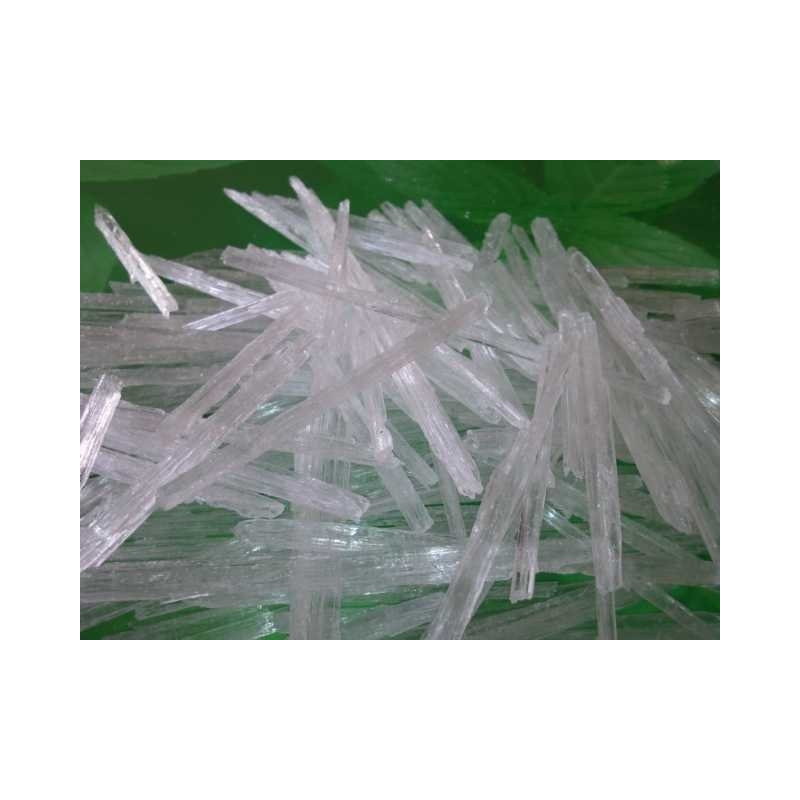 Mentol natural cristalizado 10 gr.