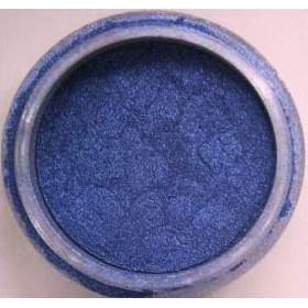 Mica azul zafiro